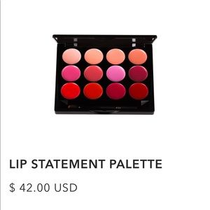 ISH Lip Statement Palette brand new unopened!♥️